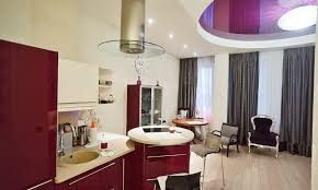 studio apartment furnished with eclectic items and integrated by
