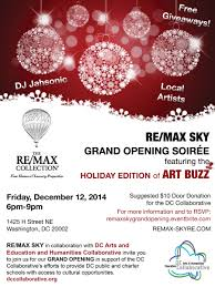 boutique inauguration invitation re max sky real estate makes a grand entrance on h street