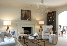 painted brick fireplace living room shabby chic with fireplace