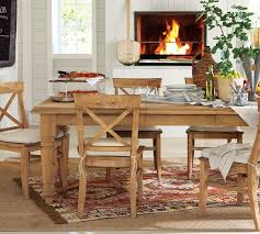 pottery barn farmhouse table pottery barn farmhouse dining table dining room ideas
