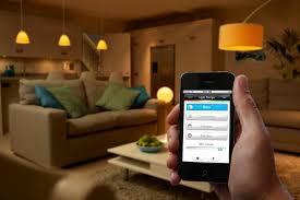 Living Room Wireless Lighting Introducing Philips Hue The World U0027s Smartest Led Bulb Marking A
