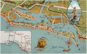 Cal State Fullerton Map O C History Roundup Newport Harbor And Claude G Putnam