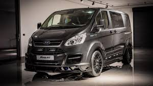 ford transit is this the coolest ford transit van you can buy top gear