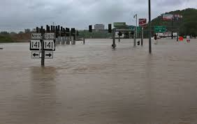 Modot Road Conditions Map Eastbound I 44 Reopens As Roads Get Back To Normal With Flood