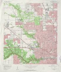 United States Topographical Map by Old Houston Maps Houston Past