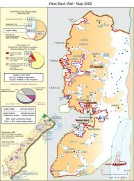 Ithaca Map West Bank Wall Ithaca Seminar Jerusalem