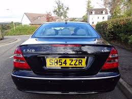 stunning immaculate 2005 mercedes e320 cdi avantgarde auto one