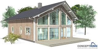 small cottage plan small house plan ch8 with floor layout and three