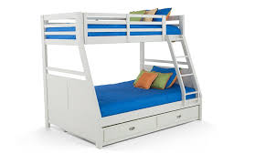 Chadwick TwinFull Bunk Bed With Trundle Bobs Discount Furniture - Full bunk beds