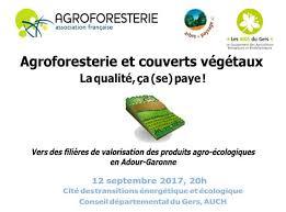 chambre agriculture du gers chambre agriculture gers luxe actualité la une agroforesterie pour