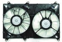 2002 toyota highlander parts 2001 2007 toyota highlander radiator cooling fan 2006 2005 2004