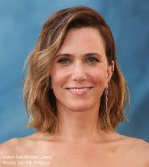 wob hair kristen wiig s long wavy bob or wob hairstyle with ombré color