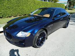 maserati granturismo blue maserati for sale