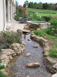 Easy Backyard Landscaping Ideas Easy Backyard Ideas Back Yard Landscaping With River Rock Fbbdacd