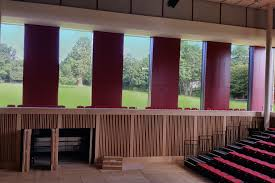 cedars hall opens at wells cathedral luc environmental