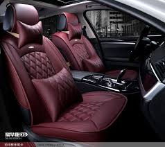 seat covers ford fusion aliexpress com buy ouzhi for ford focus fusion kuga edge