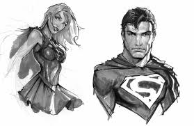 beautiful sketches by stjepan sejic thearthunters