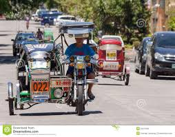 philippines tricycle design tricycle cab driver editorial image image 25210595