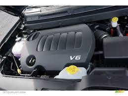 Dodge Journey 2016 - 2016 dodge journey crossroad plus 3 6 liter dohc 24 valve vvt v6