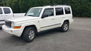 commander jeep lifted 2008 hemi jeep commander youtube