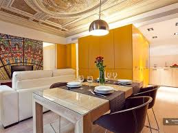 fa軋des meubles cuisine rentals the ptf palau de la musica apartment in barcelona