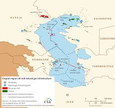 Navy Map Program Yes Kazakhstan Has A Navy The Diplomat