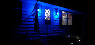 Outdoor Blue Lights Light Bulb Blue Light Bulb Meaning Awesome Ideas Bright