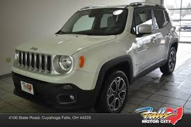 2015 jeep renegade check engine light used 2015 jeep renegade limited 4x4 for sale cuyahoga falls oh