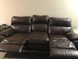 Recline Sofa Leather Recliner Sofa Furniture In Cupertino Ca