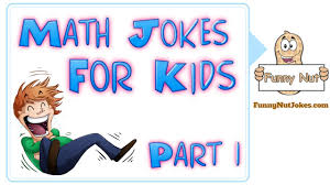 funny math jokes for kids children u0026 teachers part 1 youtube