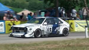 volkswagen race car this widebody vw scirocco gtr hillclimb car revs to 9000 rpm
