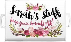 personalized serving trays best 17 personalized serving trays