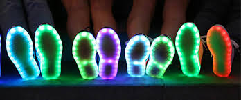 led shoes light up the way led shoes or light up shoes