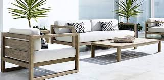 design ideas outdoor seating from restoration hardware patio