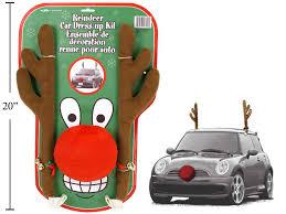 reindeer car car dress up