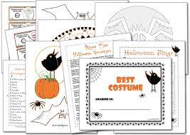 Printable Halloween Activity Book Halloween Printables E Book Halloween Printables Pinterest E