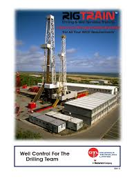 well control manual pressure gases