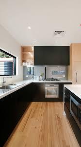 modern white kitchen cabinets wood floor 39 black kitchen cabinet ideas entering the side