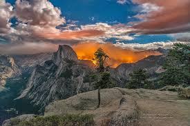 Wildfire Yosemite 2013 by Tywkiwdbi
