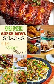 bowl sunday countdown week 2 wings ribs bacon the