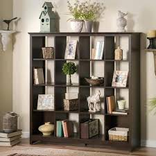 bookcase onin 9 cube room divider with 2 drawers ikea expedit