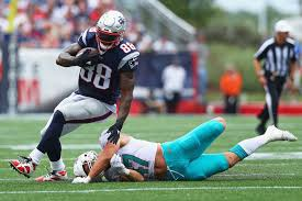 Penalty Flag Football Gold Stars Penalty Flags Blount Bennett Come Up Big In Patriots