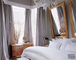 19 cool ideas to use mirrors as headboard shelterness