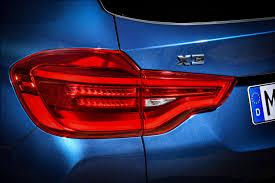 2018 bmw x3 m40i tail light u2013 the feel of fast
