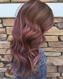 Balayage For Light Brown Hair 40 Pink Hair Ideas U2013 Unboring Pink Hairstyles To Try In 2017
