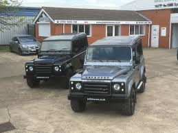 land rover modified land rover defender kbx recent work tophat defenders used land
