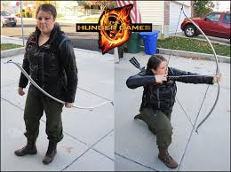Katniss Everdeen Costume Katniss Everdeen Costume By Sugarpoultry On Deviantart