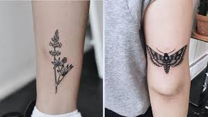 delicate spring inspired tattoos for nature lovers so bad so good