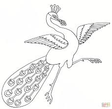 bucket filling coloring pages peacocks coloring pages free coloring pages
