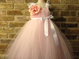 pink and white princess tutu dress girls size 4 to 6 years easter